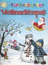 Frohe Weihnachten + Basteln + Rezepte + Malvorlagen + Malen + Rätsel + Gestalten
