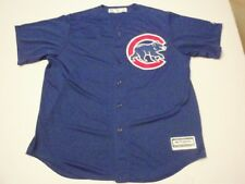 Williams Chicago Cubs Majestic MLB Baseball Jersey Size Men Extra Large (XL) #00