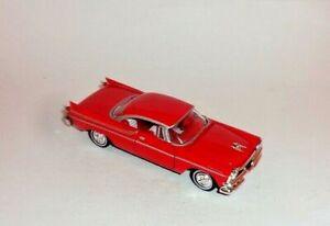 M2 MACHINES Loose 1957 Dodge Royal Lancer (Red Version)