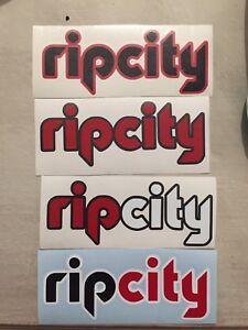 "RipCity Decal 2""x6"""