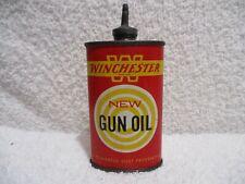 vintage Winchester Gun Oil can gunsmithing lot A