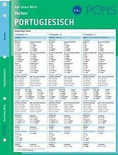 PONS Verben auf einen Blick. Portugiesisch von Carm...   Buch   Zustand sehr gut