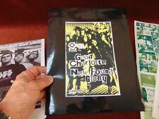 2003 Press Kit GOOD CHARLOTTE and NEW FOUND GLORY Punk Rock HONDA CIVIC TOUR