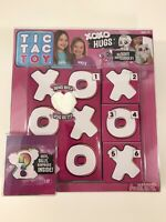 TIC TAC TOY XOXO Hugs Blind Mystery 6 Pack Plush WHITE Swappable Wings LARGE