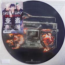 GREEN DAY LP Revolution Radio PICTURE DISC 2017 Ltd Ed Vinyl NEW Sealed + Promo