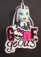 American Greetings Monster High Frankie Stein Ornament New Gore Geous Gorgeous