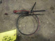 JEEP CJ5 CJ7 CJ8 80-83 2.5 4 Cyl Iron Duke Throttle Cable
