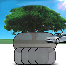 5/Set Car Vehicle Side Rear Window Sunshade Sun Shade Mesh Cover Visor