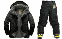 New South play Winter North Military Waterproof Ski-Snowboard Jacket Or Pants