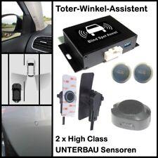 Toter-Winkel-Assistent mit High-Class-UNTERBAU-Sensoren