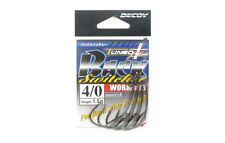 Decoy Worm 103 Back Switcher Rear Weighted Worm Hooks Size 4/0 1.5 grams (3423)