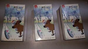 TROIS thermometre digital neuf pour chat,chien,cheval ANI.TEMP