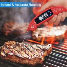 Digital Instant Meat Thermometer Read Food Candy Tempreture Probe Kitchen BBQ UK