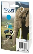 Epson Elephant 24XL (Yield 740 Pages) High Capacity Claria Photo HD Ink