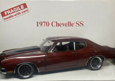 Danbury Mint 1970 Chevelle SS 1/18 Scale TOTAL CUSTOM BUILD 1 Of 1 INSANE!!
