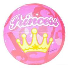 "5"" MINI PRINCESS BASKETBALL INDOOR OUTDOOR SPORTS - GIRLS TOY SMALL BALL GIFT"