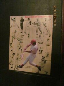 1978 CINCINNATI REDS BASEBALL YEARBOOK JOE MORGAN TOM SEAVER JOHNNY BENCH