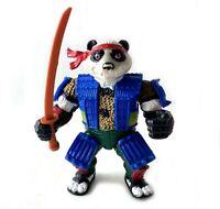 Panda Khan Vintage TMNT Teenage Mutant Ninja Turtles Action Figure 1990 90s