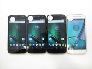 Motorola Moto G4 Play XT1607 Consumer Cellular Grades A/C 6-372