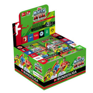 2020/21 Match Attax Bundesliga - Full Box of 50 Packets incl Limited
