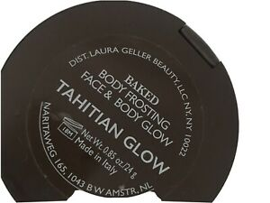 Laura Geller Baked Face And Body Glow *USED*