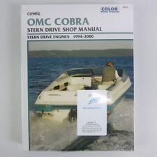 WERKSTATTBUCH Omc Cobra Stern Drive Manual 1994-2000 Clymer b739
