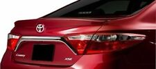PAINTED FACTORY STYLE SPOILER fits the 2015 2016 2017 TOYOTA CAMRY