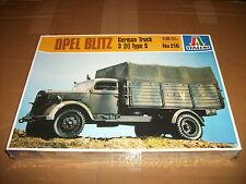 Italeri - Opel Blitz N° 216 en emballage d'origine Kit de montage 1:35