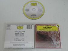 ANTON BRUCKNER/SYMPHONIE NO.2/BERLINER PHILHARMONIKER/KARAJAN(415988-2) CD ALBUM