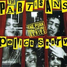 THE PARTISANS - POLICE STORY  CD NEW