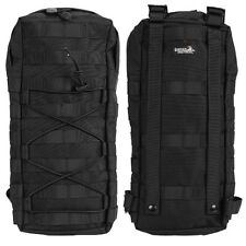 Airsoft Tactical MOLLE Attachable Convertible Hydraton Backpack 3L Black CA-384B