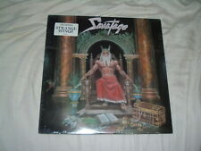 SAVATAGE Hall Of The Mountain King '87 ORIG US press SEALED !!! Hype Sticker !!