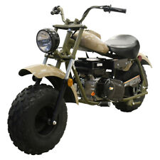Massimo Mb200 Demo Supersized 196cc Mini Bike Motorcycle Powersports Outdoor