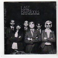 (FW971) Last of the Barstools, Don't Let The Bad Guys Win - 2014 sealed DJ CD