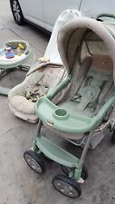 Winnie Pooh Set Newborn Baby Stroller Car Seat Travel System walker boy girl
