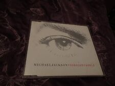 Michael Jackson You Rock My World RARE CD Single