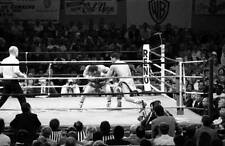 Old Boxing Photo Hector Camacho Lands A Left Jab Against Ray Mancini