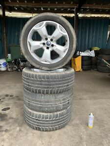 "GENUINE FORD KUGA 18"" ALLOY WHEELS 235 50 18"