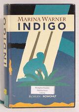 Indigo oder Die Vermessung der Wasser, Roman, Marina Warner