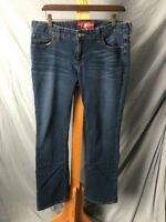 Lucky Brand Womens Size 10/30 Ankle Lola Boot Cut Blue Jeans