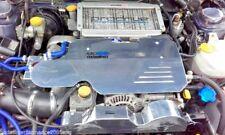 Subaru Impreza Turbo Colector Escudo, STI, WRX, se adapta a 97 - 99... estilo del motor