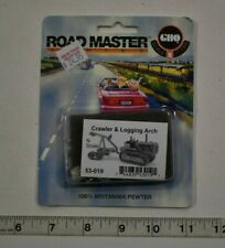 N Scale GHQ Pewter kit 53019, Crawler & Logging Arch