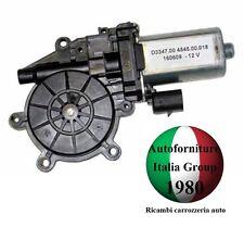 MOTORINO ALZAVETRO ALZACRISTALLI ANTERIORE SX ANT FORD FIESTA 02>08 3P 2002>2008