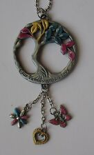 G our Family Tree Grows Love Car Mirror Ornament Charm Color Ganz er46663 ganz