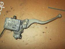 2002 Honda Foreman TRX450 TRX 450 4X4 front brake master cylinder lever handle