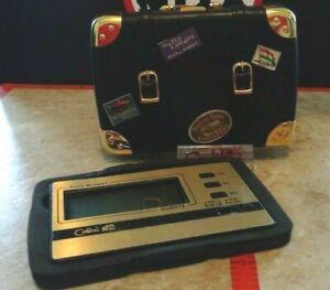 Colibri VINTAGE  Artisan  Business card, credit , Case  suitcase /calculator