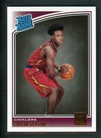 2018-19 COLLIN SEXTON PANINI DONRUSS RATED ROOKIE RC #180