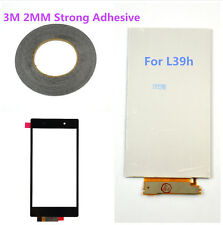 Screen LCD Display + Touch Digitizer for Sony Xperia Z1 L39h C6903 + Strong Glue