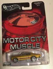 Hot Wheels Auto Affinity Motor City Muscle '68 CHEVY NOVA * Super Fast Ship * 2C