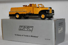 DeHanes Models, 1950's B Model Mack Lampeter PA Fire Truck with Box, 1/55 Scale
